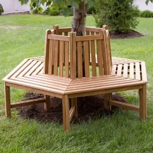 teak-tree-bench