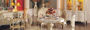 Kursi-Makan-Ukir-Duco-Putih-Meja-Bundar-Kode-KKS-098-