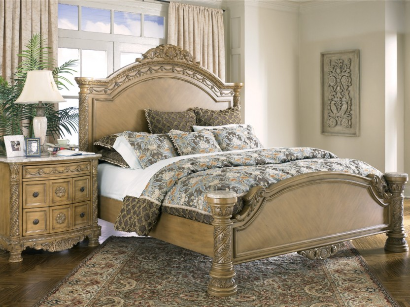 Antique Bedroom Furniture You Cant Go Wrong With It  FURNINDOS