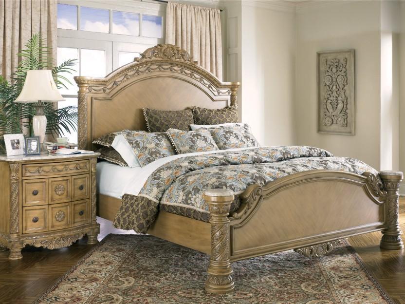 Antique Maple Bedroom Furniture  Between-Sleeps