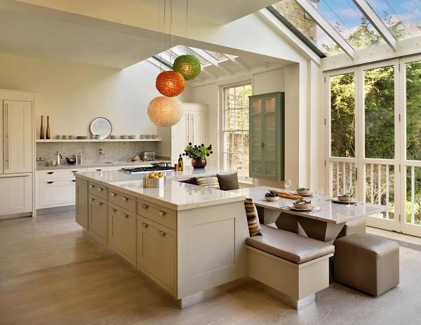 Styles Of Kitchen Islands Furnindos