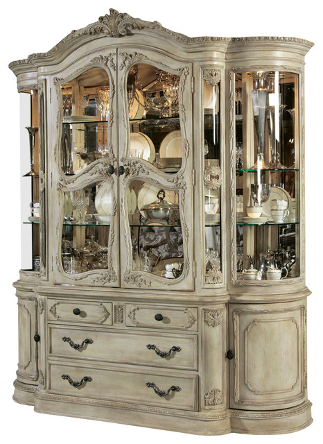 Merveilleux Victorian China Cabinets And Hutches